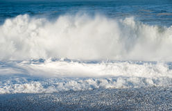 Atlantic waves Royalty Free Stock Photography