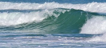 Atlantic waves.. Stock Image