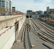 Atlantic Yards, Brooklyn New York USA Royalty Free Stock Photos