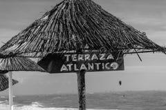 Atlantico immagine stock