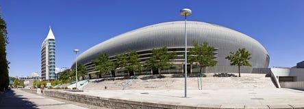 Atlantico Pavilion / Pavilhao Atlantico - Lisbon Stock Image