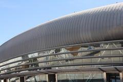 atlanticolisbon pavilhao Arkivbild