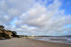 Atlantida海岸 库存图片