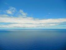 Atlantik-Hintergrund Stockfotografie