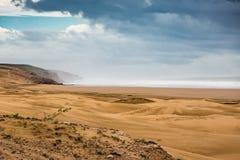 Atlantik-Küste, Marokko Stockfotos