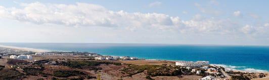 Atlantik-Küstenlinie Stockfoto