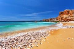 Atlantik - Sagres Algarve Portugal Lizenzfreies Stockfoto