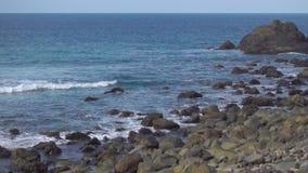 Atlantik, Teneriffa stock video footage