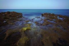Atlantik-Ufer Stockbilder