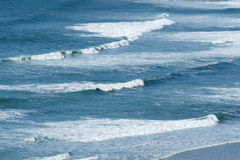 Atlantik-Wellen. Lizenzfreie Stockbilder
