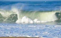 Atlantik-Wellen Stockbild
