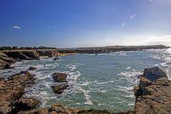 Atlantik-yeu Insel lizenzfreies stockfoto