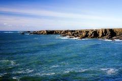 Atlantik-yeu Insel stockbild