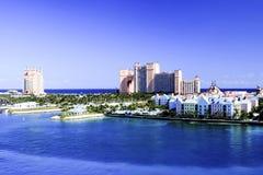 atlantis Μπαχάμες στοκ εικόνα