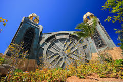 Atlantis in Bahamas Immagini Stock Libere da Diritti