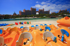 Atlantis in Bahamas Stock Images