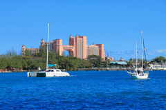 Atlantis in Bahamas Stock Photography