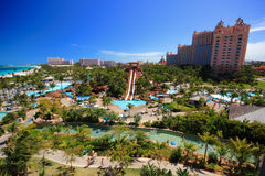 Atlantis in Bahamas Stock Photo