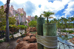 Atlantis Bahamas Royalty Free Stock Photos