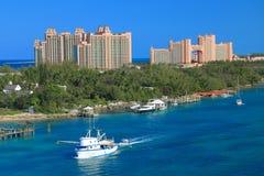 atlantis bahamas Royaltyfri Bild
