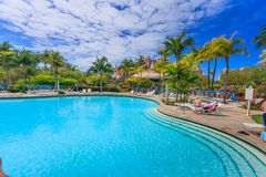 Atlantis in Bahamas Royalty Free Stock Photos