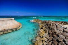 Atlantis in de Bahamas Stock Foto's