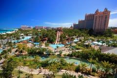 Atlantis in de Bahamas Royalty-vrije Stock Afbeeldingen