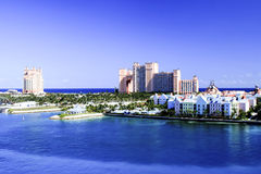 Atlantis de Bahamas Stock Afbeelding