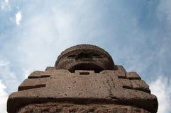 Atlantis de Tula Foto de archivo libre de regalías
