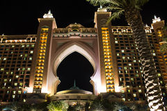 Atlantis, die Palme Dubai Lizenzfreie Stockfotografie