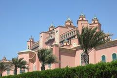 atlantis Dubai hotelu palma obraz stock