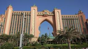 Atlantis Dubaj Fotografia Royalty Free