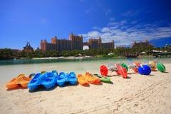 Atlantis em Bahamas Fotos de Stock