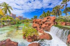 Atlantis em Bahamas Imagem de Stock