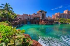 Atlantis em Bahamas Foto de Stock Royalty Free