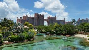 Atlantis-Erholungsort-Paradies-Insel stockbild