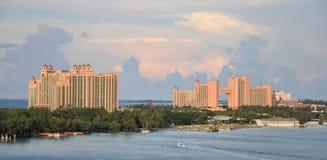 Atlantis-Hotel stockfotografie