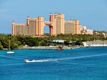 Atlantis-Hotel Lizenzfreie Stockbilder