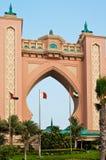 Atlantis-Hotel auf der Palmen-Insel am 3. Juni 2013 Lizenzfreies Stockfoto