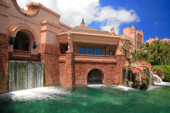 Atlantis Hotel in Bahamas2 Royalty Free Stock Images