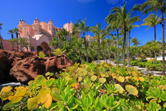 Atlantis Hotel in Bahamas2 Stock Photography