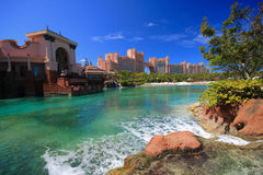 Atlantis Hotel in Bahamas2 Stock Photo