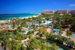 Atlantis Hotel in Bahamas2 Royalty Free Stock Photos