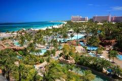 Atlantis Hotel in Bahamas2 Royalty Free Stock Photos