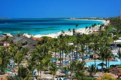 Atlantis Hotel in Bahamas2 Stock Image