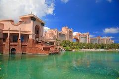 Atlantis Hotel in Bahamas2 Royalty Free Stock Photography
