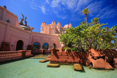 Atlantis Hotel in Bahamas2 Royalty Free Stock Photography