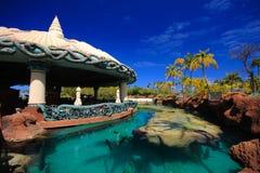 Atlantis Hotel in Bahamas2 Stock Photography