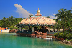 Atlantis Hotel in Bahamas3 Royalty Free Stock Photography