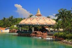 Atlantis Hotel in Bahamas3 Royalty Free Stock Photography